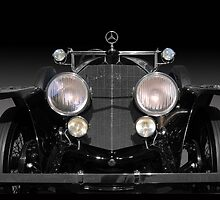 1923 Mercedes by WildBillPho