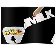❀◕‿◕❀MILK FROM A DIFFERENT POINT OF VIEW LOL..MM GOOD!!❀◕‿◕❀ Poster