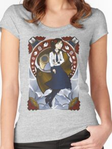 Lamb of Columbia Women's Fitted Scoop T-Shirt