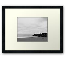 Just a shift of attention  Framed Print