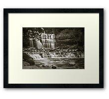 Liffey Falls (Tas) Framed Print