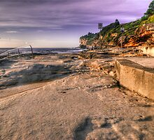 Dee Why Beach - Summer Light 1 by Jane  Earle Photography