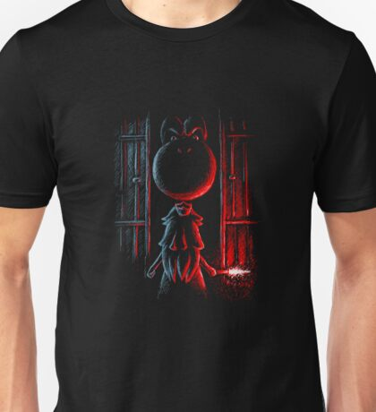 Paddock 9 in the Mushroom Kingdom Unisex T-Shirt