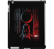 Paddock 9 in the Mushroom Kingdom iPad Case/Skin