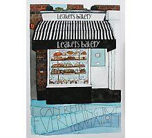 Leakers Bakery Photographic Print