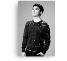 Sing For You - D.O Canvas Print