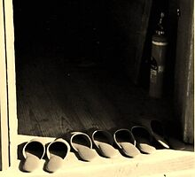 Slippers by juliaweston