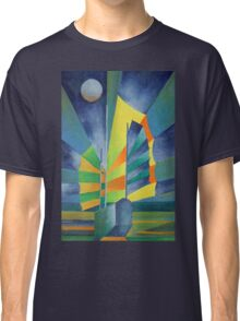 Junk By The Light Of The Silvery Moon Classic T-Shirt