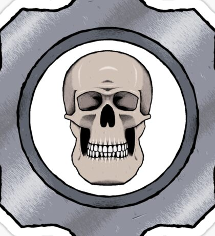 For the COG! Sticker