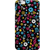 Random Colorful Pattern iPhone Case/Skin