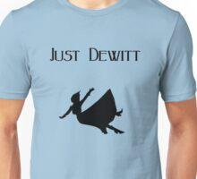 Just Dewitt - Elizabeth falling Unisex T-Shirt