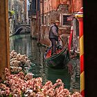 Gondola for Hire by Andrew Walker