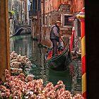 Gondola for Hire by Drew Walker