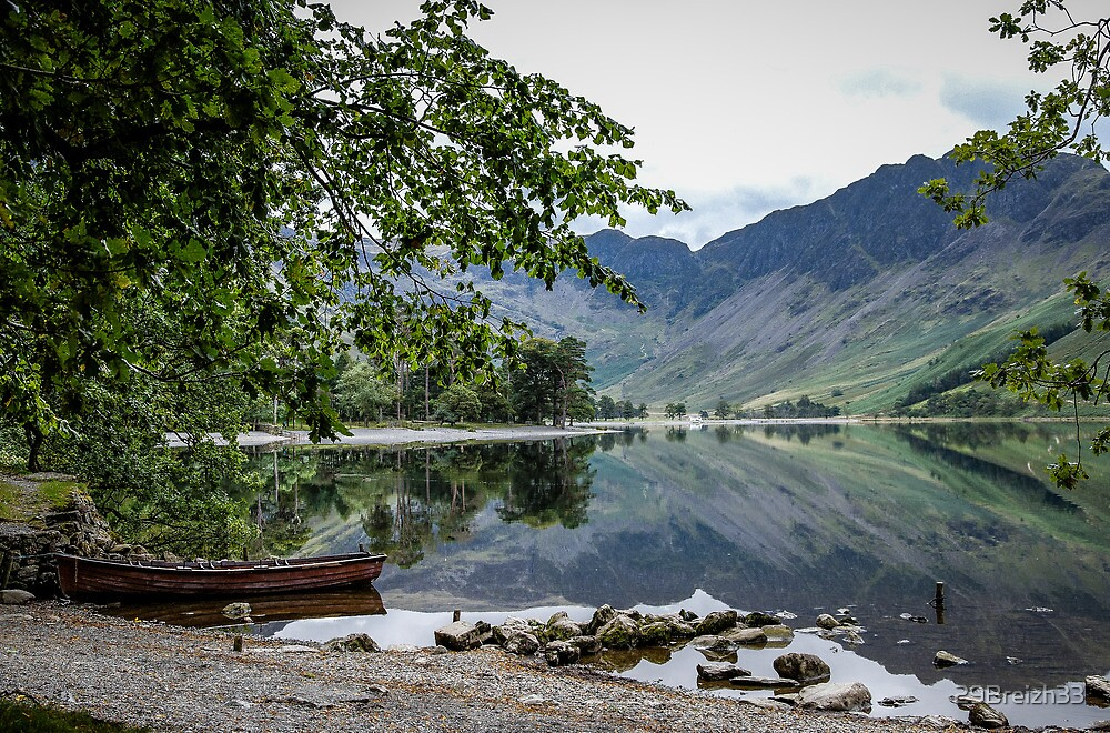 Buttermere Lake District by 29Breizh33