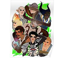 Dragon Age: The Inquisition Poster