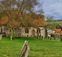 Turville - A Much Used Film Location - 2 by Colin  Williams Photography