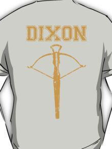 Daryl Dixon Crossbow T-Shirt