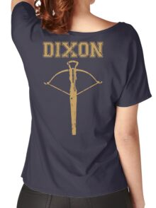 Daryl Dixon Crossbow Women's Relaxed Fit T-Shirt