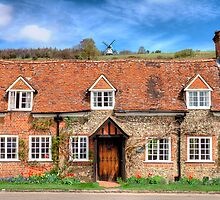 Turville - A Much Used Film Location - 3 by Colin  Williams Photography