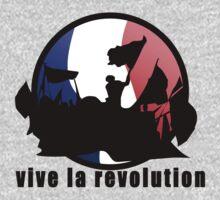 Vive la revolution Kids Clothes