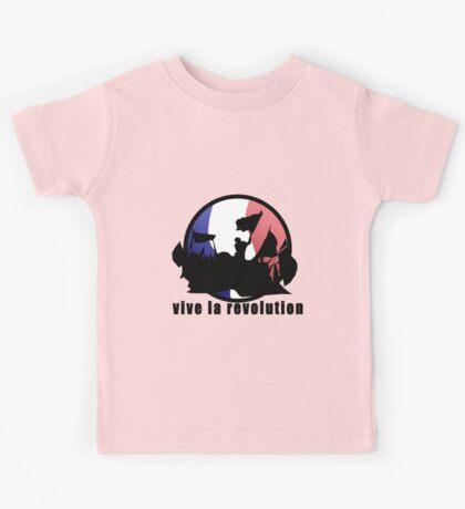 Vive la revolution Kids Tee