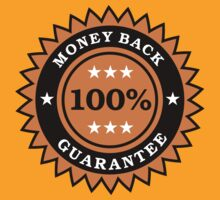 Money Back 100% Guarantee by Chillee Wilson by ChilleeWilson