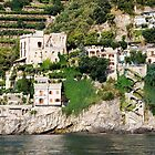 Amalfi Coast 0654 by Neil Osborne