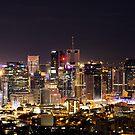 Brisbane, Australia! by Peter Doré