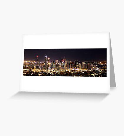 Brisbane, Australia! Greeting Card