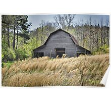 Noblit-Lytle Barn, Minor, Tennessee Poster
