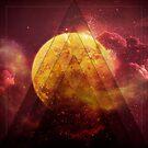 Retro Nebula by YingDude