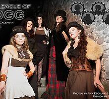 League of Fogg 2016 Calendar by LeagueOfFogg