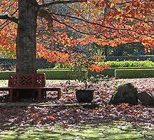 "Gardens of ""Bebeah"" 2 by Geoff Smith"