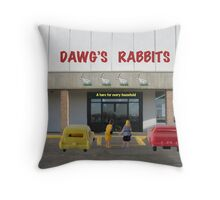 As improbable as it sounds I've heard this is a hangover cure--I'm going to buy one and find out! Throw Pillow