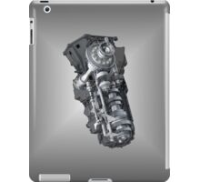 3D ENGINE iPad Case/Skin