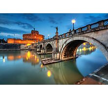 Castel Sant' Angelo Photographic Print