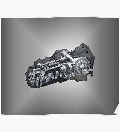 3D ENGINE Poster