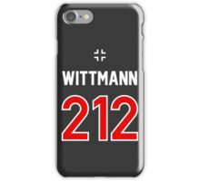Panzer Aces - Michael Wittmann iPhone Case/Skin