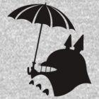 My Neighbor Totoro by Luc Kersten