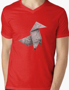 Heavy Rain Mens V-Neck T-Shirt