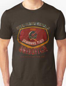 UTOPIA PLANITIA QUIDDITCH VINTAGE T-Shirt