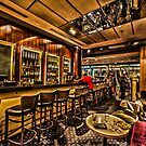 Digitally Enhanced interior of a bar by PhotoStock-Isra