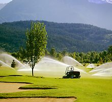Toro Golf Course Equipment by Kent DuFault