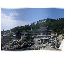 Haedong Yonggung Temple Poster