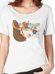 The Other World  Women's Relaxed Fit T-Shirt