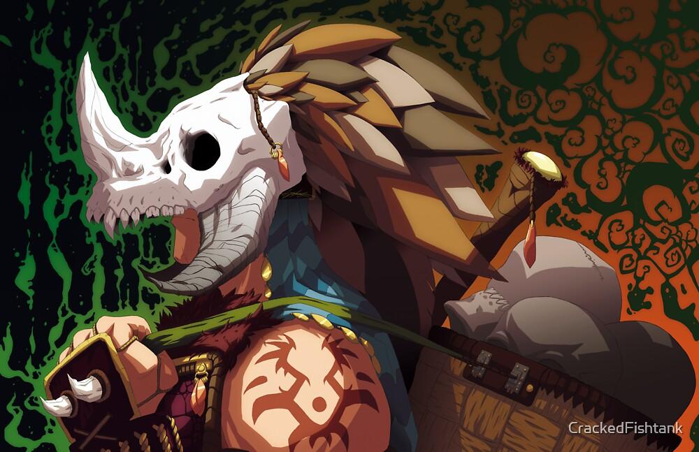 Head Hunter by CrackedFishtank