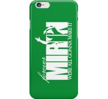 Forever Mirin (version 2 green) iPhone Case/Skin