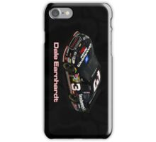 My 2013 Dale Earnhardt design. iPhone Case/Skin