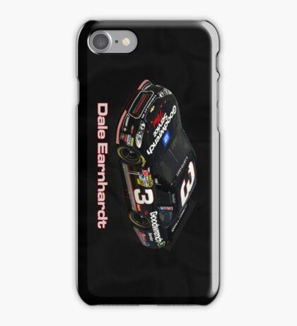 My 2013 Dale Earnhardt design. iPhone Case/Skin