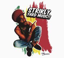 Strikly Yard Music One Piece - Short Sleeve